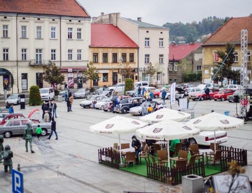 Samochody z tamtych lat. Auto Retro Wieliczka.