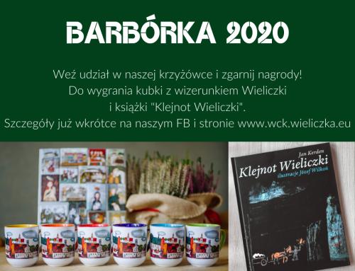 BARBÓRKA 2020