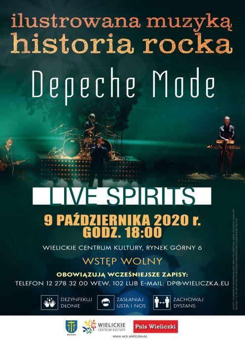 Ilustrowana Muzyką Historia Rocka: Depeche Mode